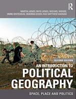 An Introduction to Political Geography af Michael Woods, Martin Jones, Rhys Jones