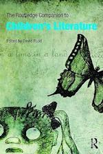 The Routledge Companion to Children's Literature (Routledge Companions, nr. 9)