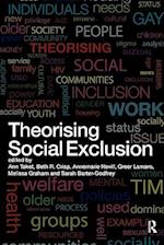 Theorising Social Exclusion