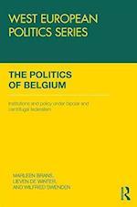 The Politics of Belgium af Marleen Brans, Lieven De Winter, Wilfried Swenden