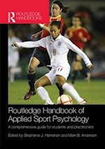 Routledge Handbook of Applied Sport Psychology (Routledge International Handbooks)