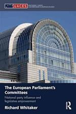 The European Parliament's Committees (Routledge/Uaces Contemporary European Studies)