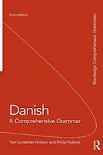 Danish: A Comprehensive Grammar (Comprehensive Grammars, nr. 4)