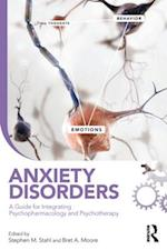 Anxiety Disorders (Psychopharmacology and Psychotherapy in Clinical Practice)