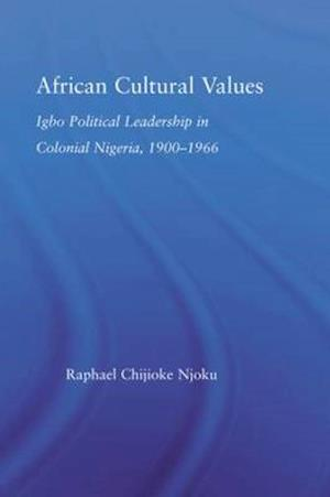 African Cultural Values