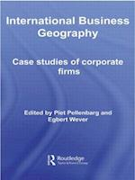 International Business Geography (Routledge Studies in International Business and the World Economy)