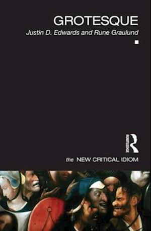 Bog paperback Grotesque af Justin D Edwards