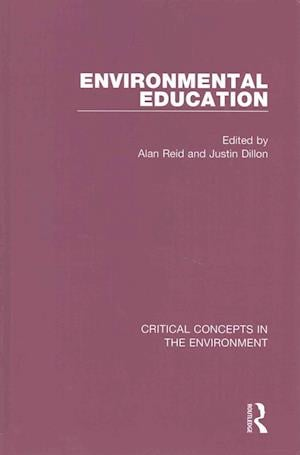 Bog, hardback Environmental Education af Alan Reid