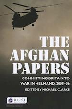 The Afghan Papers af Michael Clarke