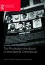 Routledge Handbook of International Criminal Law