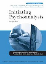 Initiating Psychoanalysis (New Library of Psychoanalysis: Teaching Series)