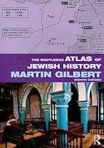 The Routledge Atlas of Jewish History (Routledge Historical Atlases, nr. 4)