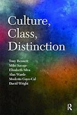Culture, Class, Distinction af Modesto Gayo Cal, Alan Warde, Elizabeth Silva