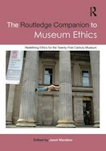 The Routledge Companion to Museum Ethics