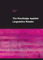 The Routledge Applied Linguistics Reader af Li Wei, Wei Li