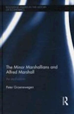 Minor Marshallians and Alfred Marshall