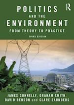 Politics and the Environment af Clare Saunders, David Benson, James Connelly