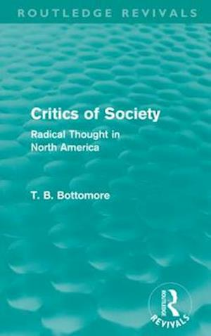 Critics of Society