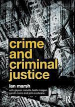 Crime and Criminal Justice af Gaynor Melville, Keith Morgan, John Cochrane