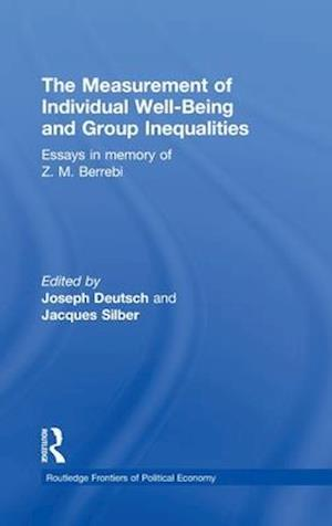 Bog, hardback The Measurement of Individual Well-Being and Group Inequalities af Joseph Deutsch, Jacques Silber