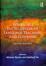 Routledge Encyclopedia of Language Teaching and Learning af Michael Byram