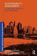 Sustainability Assessment (The Natural and Built Environment Series)