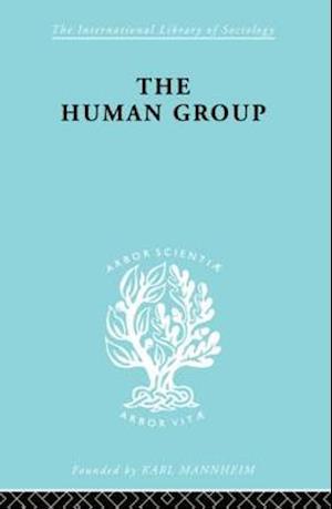 Bog, paperback The Human Group af George Caspar Homans