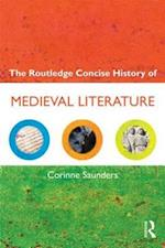 The Medieval English Literature (Routledge Concise Histories of Literature)