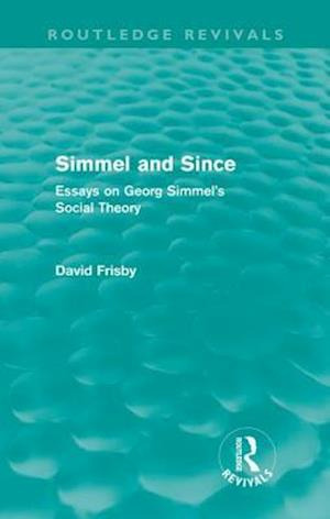 Simmel and Since