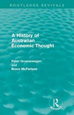 A History of Australian Economic Thought af Peter Groenewegen, Bruce McFarlane