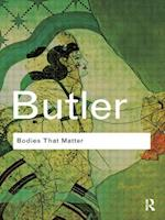 Bodies That Matter af Judith Butler