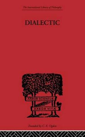 Bog, paperback Dialectic af Mortimer J Adler