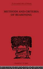 Methods and Criteria of Reasoning (International Library of Philosophy)