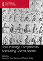 The Routledge Companion to Accounting Communication (Routledge Companions in Business, Management and Accounting)