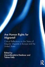 Are Human Rights for Migrants?