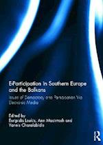 E-Participation in Southern Europe and the Balkans