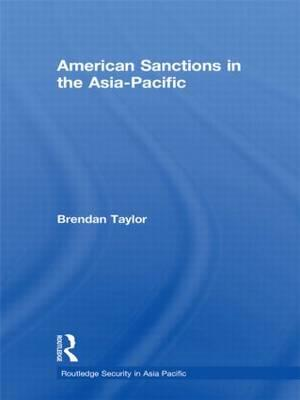 American Sanctions in the Asia-Pacific