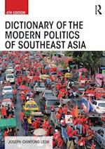 Dictionary of the Modern Politics of Southeast Asia af Joseph Liow
