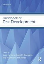 Handbook of Test Development (Educational Psychology Handbook)