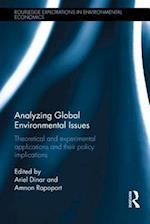 Analyzing Global Environmental Issues af Ariel Dinar
