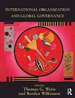 International Organization and Global Governance af Thomas Weiss