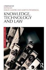 Knowledge, Technology and Law (Law, Science and Society)