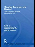 Counter-Terrorism and Beyond (Routledge Research in Terrorism and the Law)