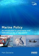 Marine Policy (Earthscan Oceans)