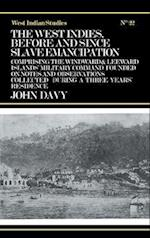The West Indies Before and Since Slave Emancipation af John Davy