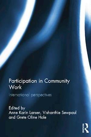 Participation in Community Work : International Perspectives