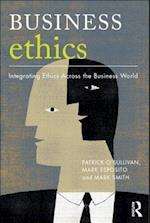 Business Ethics af Mark Esposito, Patrick O Sullivan, Mark Smith