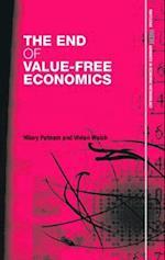 The End of Value-Free Economics af Vivian Walsh, Hilary Putnam, Amartya Sen