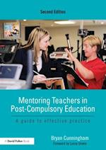 Mentoring Teachers in Post Compulsory Education