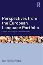 Perspectives from the European Language Portfolio